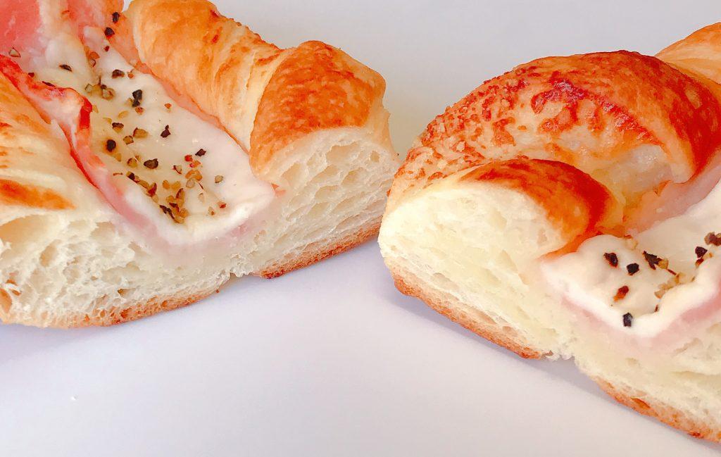 ファミリーマートのベーコン&チーズデニッシュ