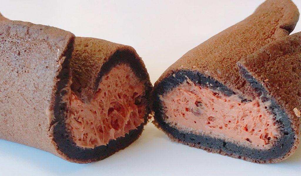 セブンイレブンのスティックどらチョコクリーム