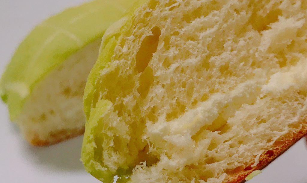 セブンイレブンのホイップメロンパン