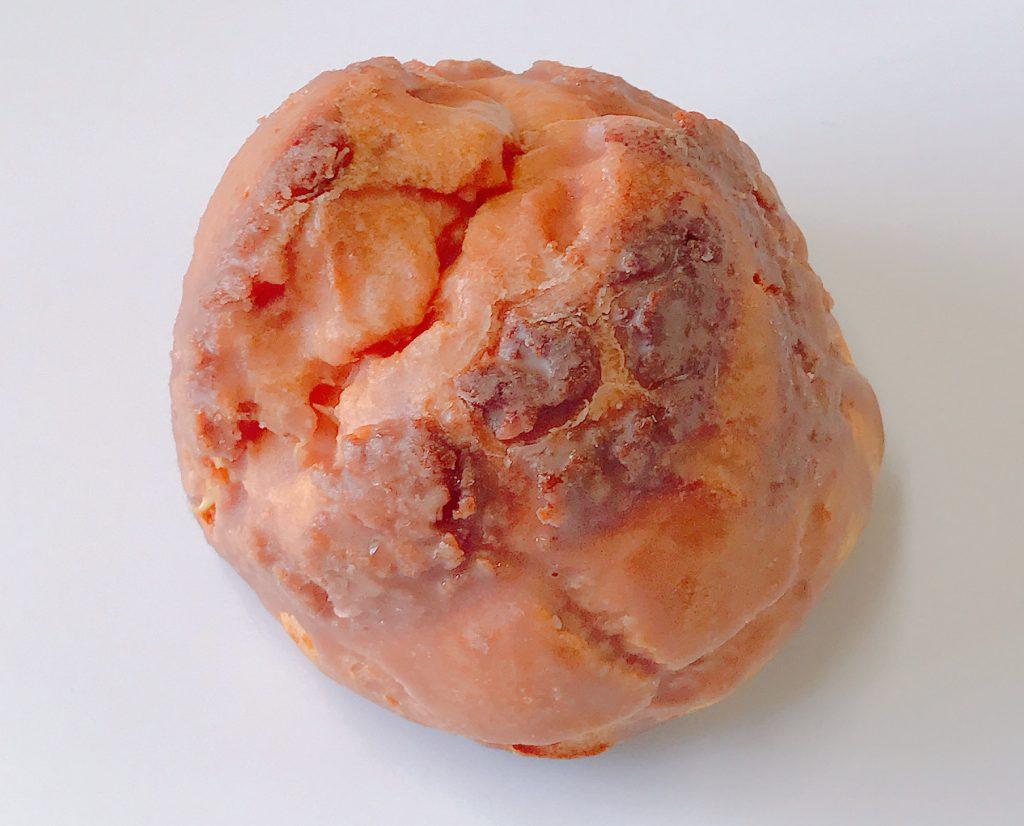 ファミマの香ばし生地のクッキーシュー
