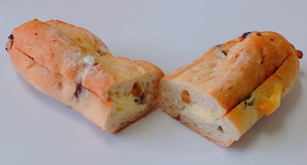 ファミマのハニーバターフランス