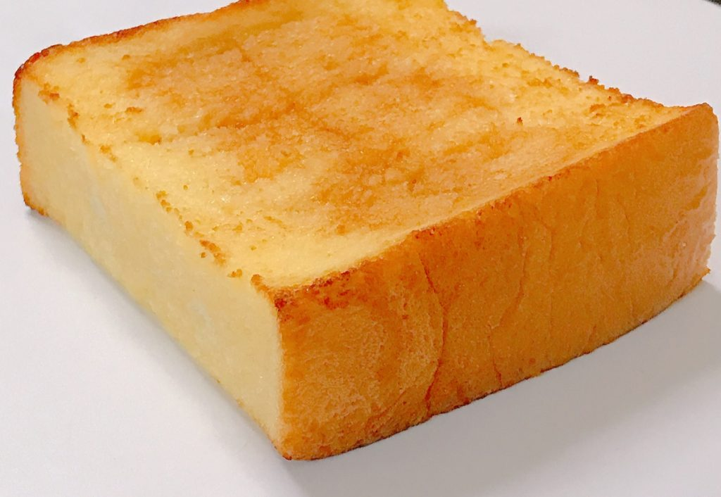 ファミリーマートのメープルバターのしみ旨フレンチトースト