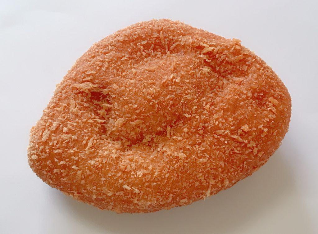 ファミリーマートの半熟たまご入りキーマカレーパン
