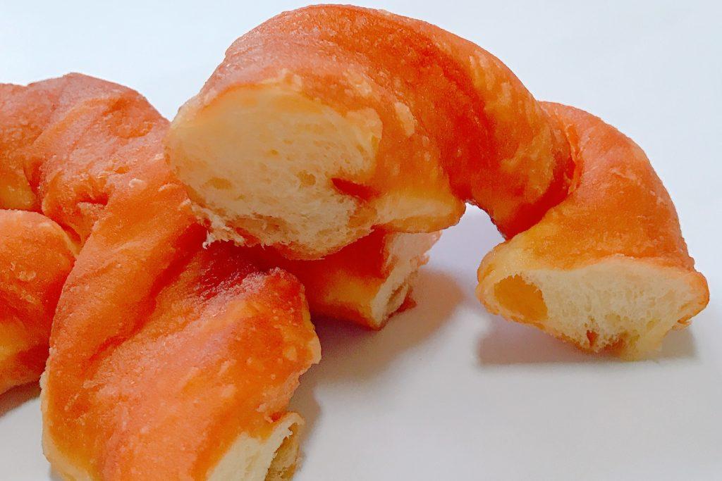 ローソンの大きなデニッシュドーナツ