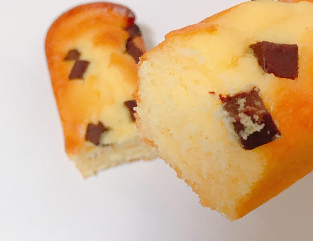 ファミリーマートのしっとりケーキ(チョコ)