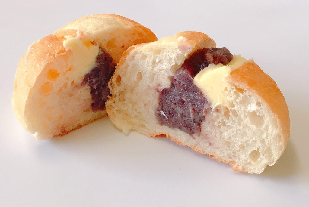 ファミリーマートのあんバターフランス