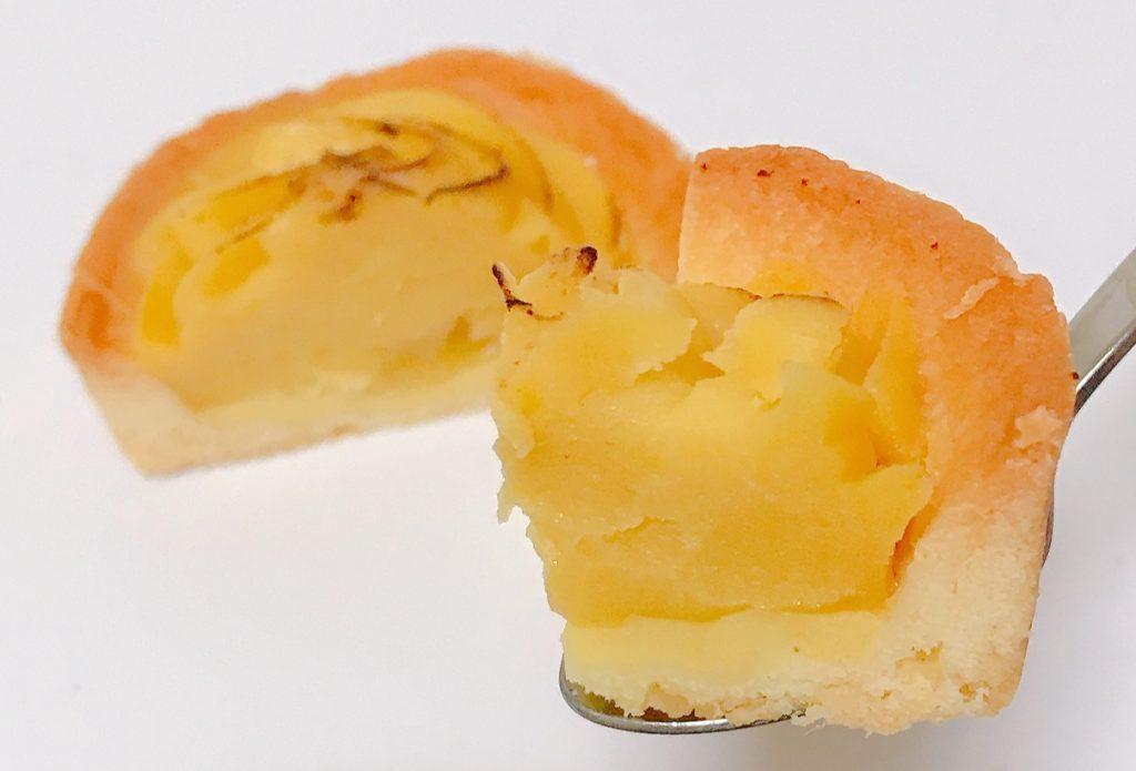 ファミマの安納芋のタルト