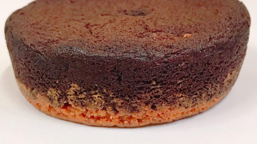 ローソンの焼チョコタルト