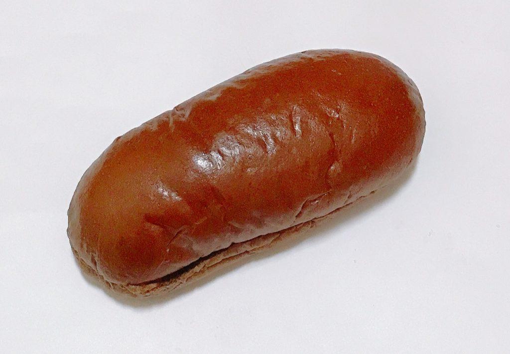 ファミマのチョコづくしコッペパン
